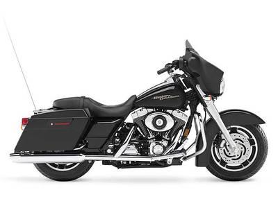 RPMWired.com car search / 2006 Harley Davidson FLHX - Street Glide