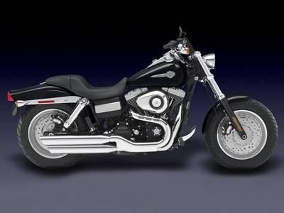 2009 Harley-Davidson FXDF - Dyna Fat Bob 1