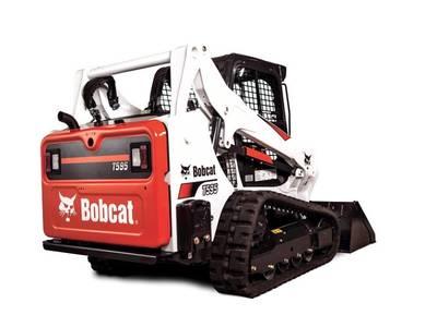 2019 Bobcat® Compact Track Loaders T595 | Alex Power