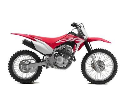 2020 CRF250F