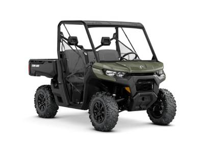 2020 Can-Am� Defender DPS HD8 1