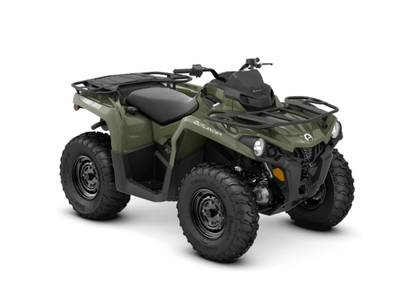 2020 Can-Am OUTLAND DPS 570