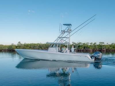 Contender Boats Models At Waylen Bay Marine St Augustine