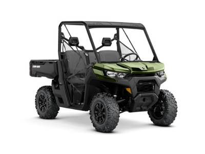 2020 Can-Am ATV Defender DPS™ HD8 Boreal Green