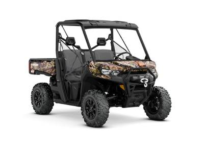 2020 Can-Am ATV Defender Mossy Oak Hunting Edition HD10