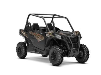 2020 Can-Am ATV Maverick™ Trail DPS™ 1000 Mossy Oak Break-Up Country Camo | 1 of 2