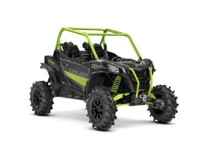 2020 Can-Am ATV Maverick™ Sport X mr 1000R