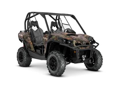 2020 Can-Am ATV Commander™ XT™ 1000R Mossy Oak Break-up Country Camo