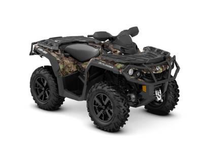 2020 Can-Am ATV Outlander™ XT™ 850 Mossy Oak Break-up Country Camo