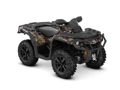 2020 Can-Am ATV Outlander™ XT™ 1000R Mossy Oak Break-up Country Camo