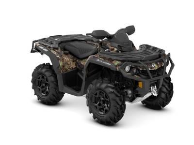 2020 Can-Am ATV Outlander™ Mossy Oak Edition 650