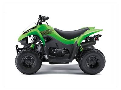 2020 Kawasaki KFX®50 Base | Cycle City Hawaii | Honolulu, HI