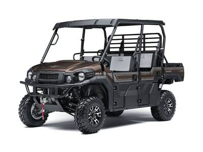 2020 Kawasaki Mule Pro-FXT Ranch Edition for sale 179837