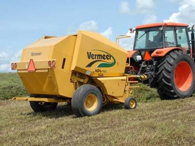 Vermeer Agriculture Equipment | Sherwood Tractor Inc