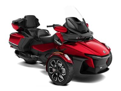 2020 Can-Am ATV Spyder® RT Limited Chrome