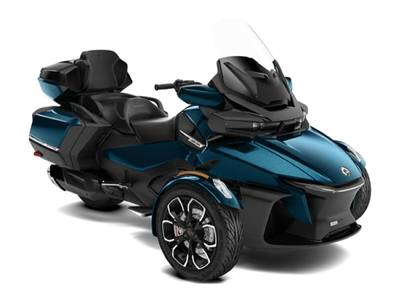 2020 Can-Am ATV Spyder® RT Limited Chrome   1 of 1