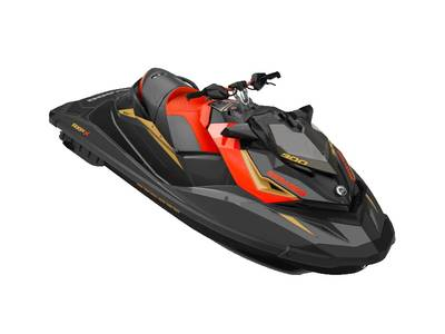 For Sale: 2020 Sea Doo Pwc Rxp®-x® 300 Eclipse Black And Lava Red ft<br/>Precision Power Sports
