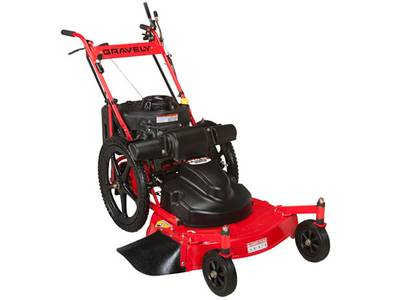 2013 Gravely High Wheel Mower Pro-26™ HWSP 911705 ...
