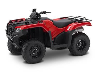 Used  2014 Honda® FourTrax® Rancher® 4x4 ATV in Houma, Louisiana