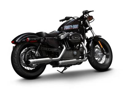 RPMWired.com car search / 2014 Harley Davidson XL1200X - Sportster Forty-Eight