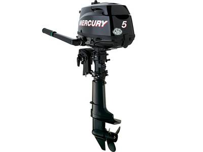 New  2013 Mercury Marine 5 HP Outboard in Hammond, Louisiana