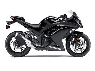 2014 Ninja 300