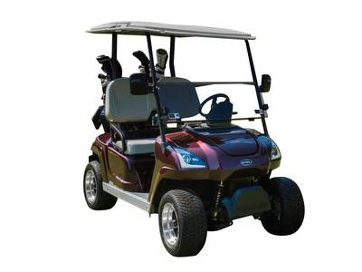 Inventory Showroom Electric Cart Company Santa Rosa Beach Florida