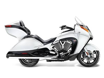 2014  Vision Tour White Metallic for sale 73777