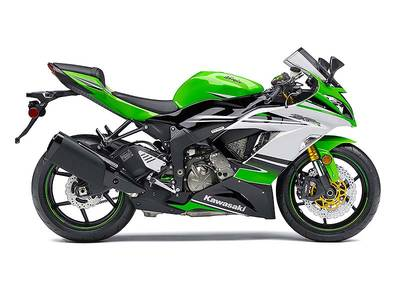 2015 Ninja ZX -6R 30th Anniversary ABS