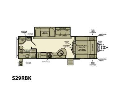 Evergreen Rv Tesla Floor Plans | Viewfloor.co
