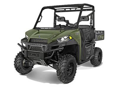 2015 Ranger XP 900 Sage Green