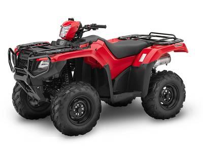 Used  2015 Honda® FourTrax® Foreman® Rubicon 4x4 EPS ATV in Houma, Louisiana