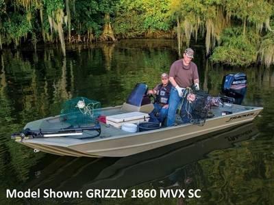 2015 Tracker® Boats GRIZZLY® 1648 MVX Jon Base | Palmetto