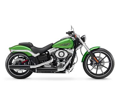 RPMWired.com car search / 2015 Harley Davidson FXSB - Softail Breakout