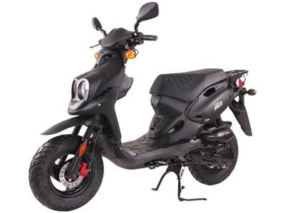 2015 Genuine Scooter Co Roughhouse 50