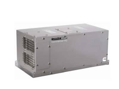Cummins Onan 5.5 HGJAA-1273 RV generator set Quiet Gasoline Series RV QG 5500 EFI