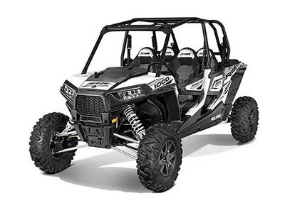 5da1bfe2ac8 2015 Polaris® RZR® XP 4 1000 EPS White Lightning (Monochrome)