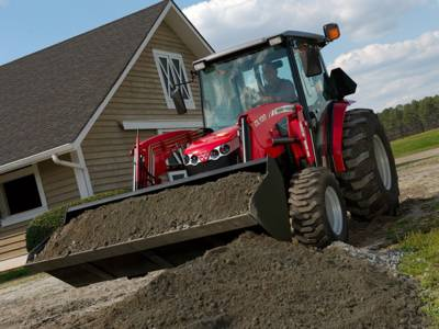 2015 Massey Ferguson Compact Loaders Series DL130 | Terry County