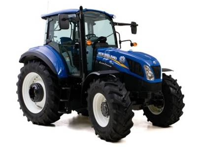 2015 New Holland T5 Electro Command™ Tractors T5 105 Electro