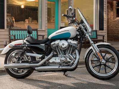 Used Harley-Davidson® Sportster® Motorcycles For Sale in Longview