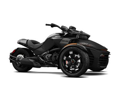 2016 Spyder F3-S Special Series 6-Speed Semi-Automatic