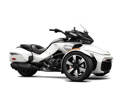 2016 Can-Am ATV Spyder® F3-T 6-Speed Semi-Automatic (SE6) Radio | 2 of 2