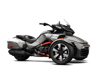 2016 Can-Am ATV Spyder® F3-T 6-Speed Semi-Automatic (SE6) Radio
