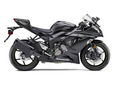 2016 Kawasaki Ninja ZX -6R ABS for sale 58278