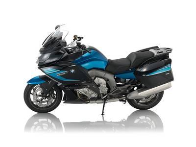 2016 K 1600 GT Special Cosmic Blue Black Storm Metallic
