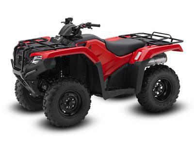New  2017 Honda® FourTrax® Rancher® ATV in Roseland, Louisiana