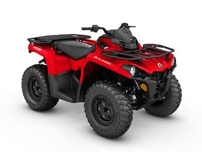 2017 Can-Am ATV Outlander™ 450 | 1 of 2