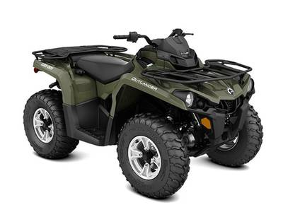 2017 Can-Am ATV Outlander™ DPS™ 570 | 1 of 2