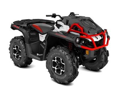 2017 Can-Am ATV Outlander™ X® mr 650
