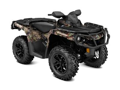 2017 Can-Am ATV Outlander™ XT™ 650 Mossy Oak Break-up Country Camo | 1 of 2